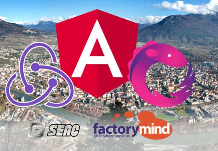 Event on Data architectures in Angular, Redux and RxJS with Fabio Biondi