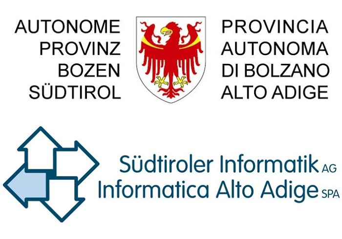 Web Application Development for the Autonomous Province of Bolzano - South Tyrol